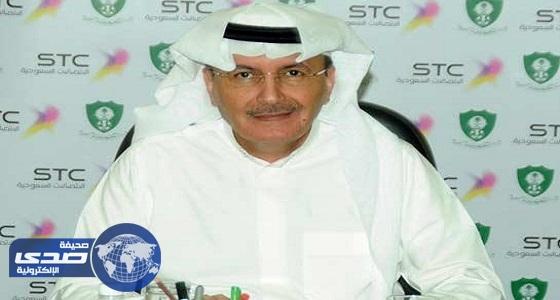 الأمير خالد بن عبدالله يبتعد عن الوسط الرياضي