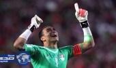 حارس التعاون يكتب صفحة جديدة في تاريخ بطولات كأس العالم