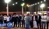 بالفيديو.. معلمون وافدون يحتفلون بزميلهم السعودي يوم زفافه في المزاحمية