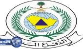 الدفاع المدني يسيطر على حريق 3 مستودعات في دلة الدمام