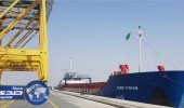 وصول 265 طناً من البضائع السائلة لميناء الملك عبدالله برابغ
