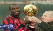 أفضل لاعب كرة في العالم يفوز برئاسة ليبيريا