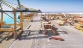 """انتهاء المرحلة الأولى لدمج """" ميناء الملك عبدالله """" بـ """" سنام """""""