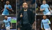 مانشسترسيتي في طريقه لتحقيق أفضل انطلاقة في الدوري الانجليزي