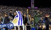 تعليق دوري كرة القدم في أورجواي