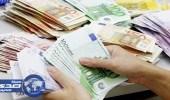 اليورو يصعد إلى أعلى مستوى في أسبوعين