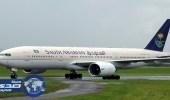 طائرة سعودية تهبط اضطراريا في القاهرة لإنقاذ راكب