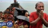 انقلاب قارب يقل لاجئين من الروهينجا قبالة بنجلادش