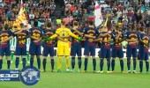 برشلونة يستضيف لاس بالماس في الدوري الإسباني