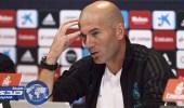 مدرب ريال مدريد يعلن موعد عودة المصابين