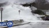 إعصار خانون يشرد 407 آلاف شخص في الصين