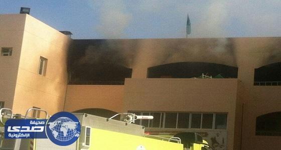 صحة الطائف: إصابة 7 طلاب باختناق عقب نشوب حريق بجوار مدرسة
