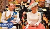 """بالصور.. سلطان """" بروناي """" يحتفل بمرور 50 عاماً على العرش"""
