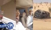 بالفيديو.. مصرع سائق وزميله انشغلا بالتصوير