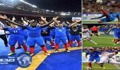 بالفيديو والصور.. فرنسا تفوز على بيلاروسيا وتتأهل لكأس روسيا 2018