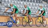 منتخب الدراجات الهوائية يفتتح كأس آسيا للمضمار