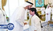 ولي عهد أبوظبي: أبناء شهدائنا باليمن أمانة في أعناقنا
