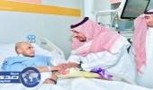 بالصور.. نائب أمير نجران يشيد بالتطورات الصحية في المنطقة