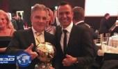 """رجل أعمال يشتري """" الكرة الذهبية """" من رونالدو بـ600 ألف يورو"""