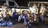 ضبط 11 إثيوبيا يحملون إقامات مزورة في القطيف