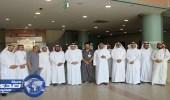نائب وزير العمل والتنمية الاجتماعية يقف على مستوى خدمة المواطنين في جدة