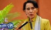 """"""" أوكسفورد """" تسحب جائزة حقوقية من رئيسة ميانمار"""
