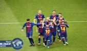 جوارديولا ينتقد غياب الجمهور عن مباراة برشلونة وبالماس