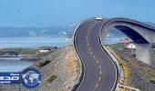 افتتاح جسر جديد يربط بين النرويج وروسيا