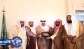 """مدير """" هيئة مكة """" يهنئ  """" سعد الميموني """" على تعيينه محافظًا للطائف"""