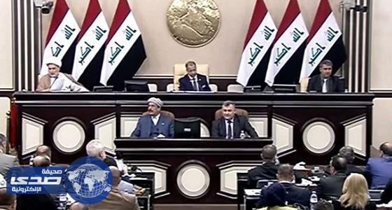 مجلس النواب العراقي يقرر وقف التعاملات المالية مع كردستان