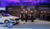مرسيدس تستدعي 351 ألف سيارة لوجود مخالفات