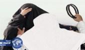 معلم يعنف زوجته ويشج رأسها ويعتدي على أبنائه في عسير