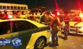 مرور الرياض يطيح  بـ 5 شبان امتهنوا سرقة السيارات للتفحيط بها