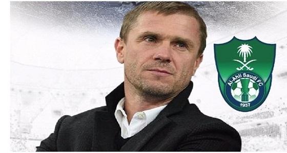 ريبروف يقود الأهلي لأفضل انطلاقة منذ بداية دوري المحترفين