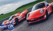 بالصور.. انطﻻق نسخة 911 كارييرا 4 GTS British Legend الخاصة