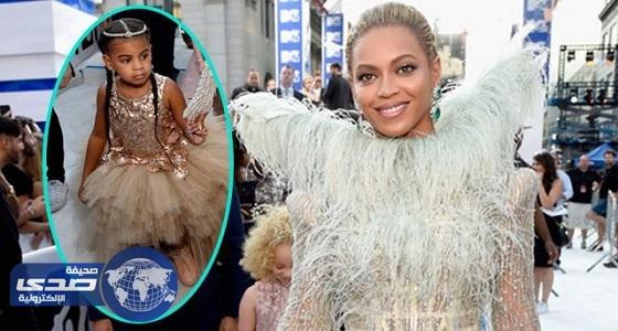 بالصور.. 42 ألف يورو ثمن فستان ابنة بيونسيه ذات الـ 5 أعوام
