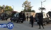 تدمير سيارة مفخخة أثناء محاولة هجوم على كمين أمني في مصر