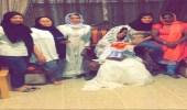 مواطنة تقيم حفل زفاف متكامل لخادمتها.. وردة فعل غريبة من العروس