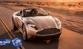 بالصور.. انطلاق أستون مارتن DB11 فولانتي بمحرك AMG V8