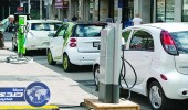 هيئة المواصفات تحظر استيراد السيارات الكهربائية