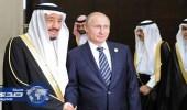 بالفيديو.. الرئيس الروسي يقبل دعوة خادم الحرمين لزيارة المملكة