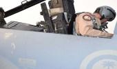 بالصور.. مشاركة قائد القوات الجوية الباكستانية بمناورات حربية