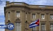 أمريكا تدرس طرد ثلثي طاقم السفارة الكوبية