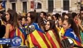 حكومة كتالونيا تعلن النتيجة النهائية لاستفتاء الاستقلال