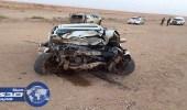 فيديو وصور.. قائد سيارة يتسبب بحادث مروع لانشغاله بتصوير عداد السرعة