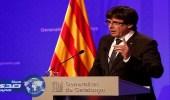 رئيس كتالونيا يقترح تعليق إعلان الاستقلال عن إسبانيا