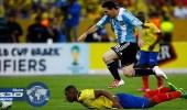التاريخ يقف مع الإكوادر ضد الأرجنتين