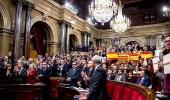برلمان كتالونيا يعلن الاستقلال عن إسبانيا