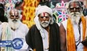 200 مسلم يفرون من قريتهم بعد مقتل مغن على يد كاهن هندوسي