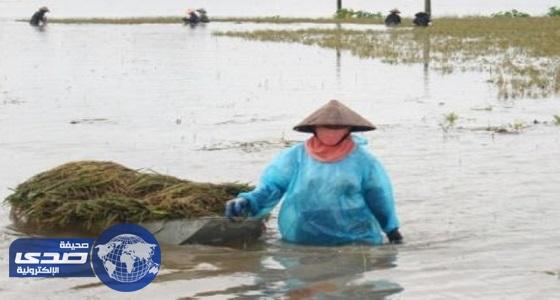 ارتفاع حصيلة قتلى فيضانات فيتنام إلى 54 شخصا